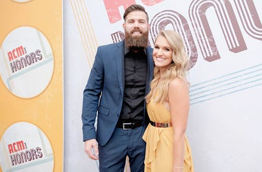 Jordan Davis and Wife