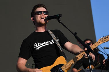 Scotty McCreery Performs at Stagecoach