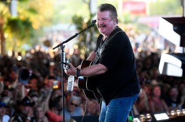 Joe Diffie Performs at Stagecoach 2019