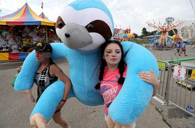 Riverside County Fair Opens On Valentine's Day