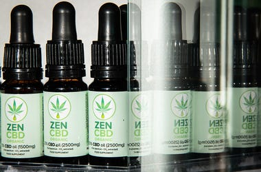 What's In Your CBD's