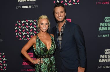 Luke and Caroline Bryan