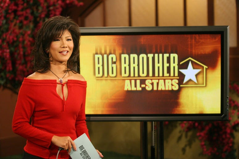 Julie Chen of CBS Big Brother