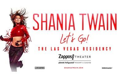 "Shania Twain ""Let's Go!"" Las Vegas Residency"