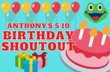 Birthday Shoutout