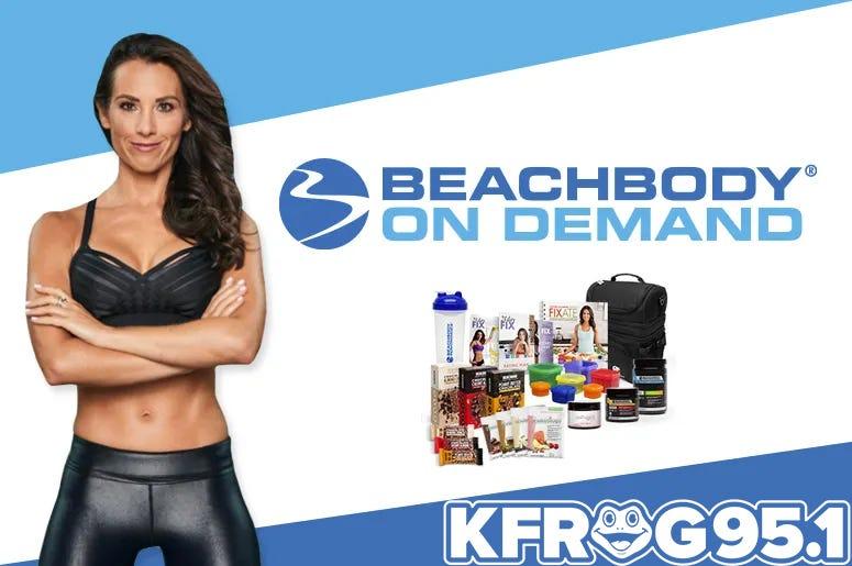 Beachbody Prize Pack