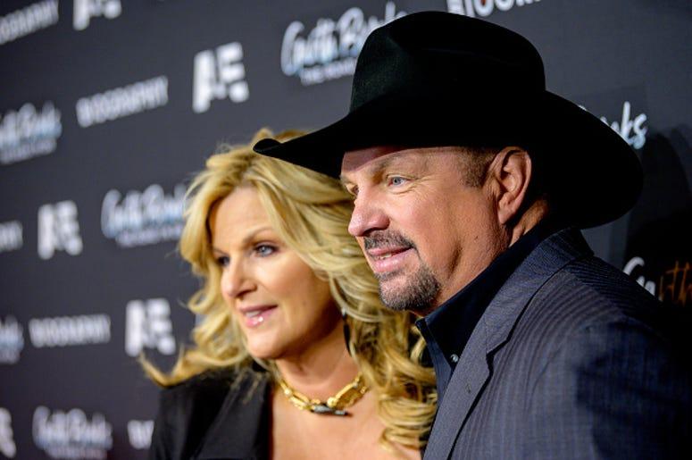 Garth and Tricia