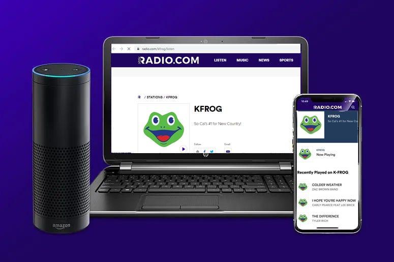 KFROG RADIO.com
