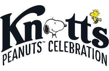 Knott's Berry Farm Peanuts Celebration