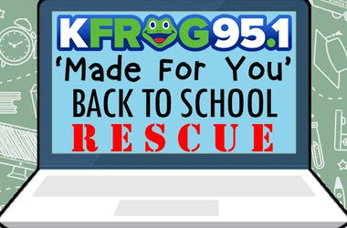 'Made for You' Back to School Rescue Pack