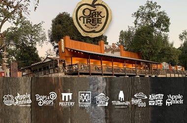 Oak Tree Mountain