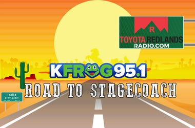 Road To Stagecoach KFROG
