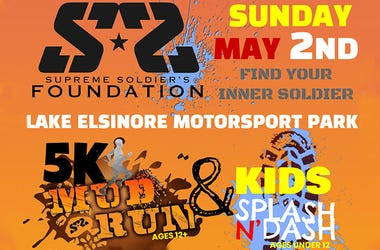Supreme Soldier's Foundation 5K Mud Run