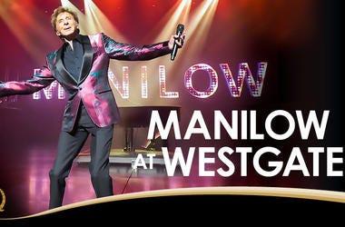 Barry Manilow Las Vegas