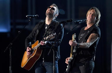 Eric Church and Keith Urban
