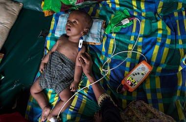 Fighting Pediatric AIDS