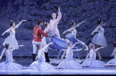 "Inland Pacific Ballet's ""The Nutcracker"""