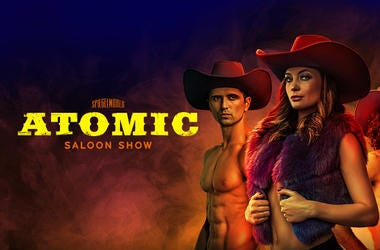 Atomic Saloon Show Las Vegas
