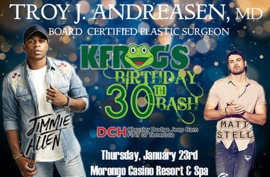 K-FROG's 30th Birthday Bash