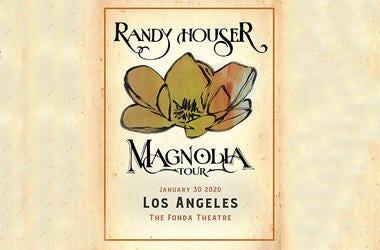 Randy Houser The Fonda January 30th