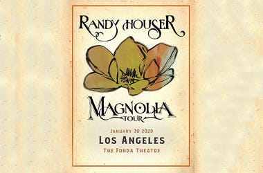 Randy Houser at The Fonda Theater