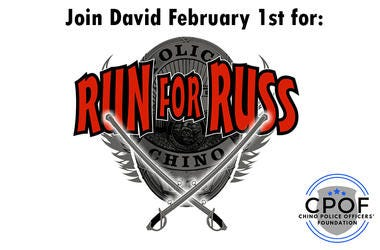 Run for Russ 5K Chino Police Department