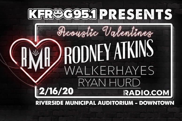 KFROG Acoustic Valentines