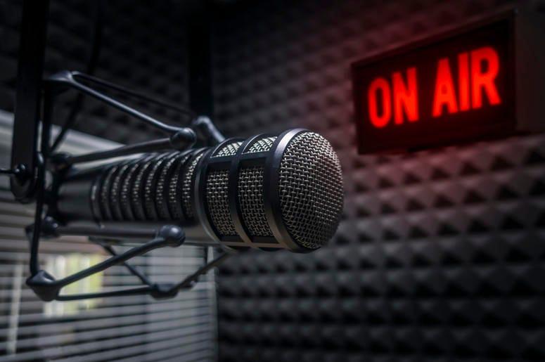 On-Air Microphone