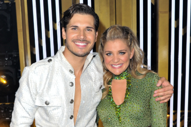 Gleb Savchenko and Lauren Alaina