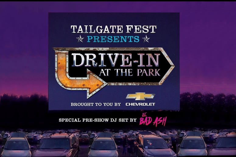 Tailgate Fest Presents: Drive-In At The Park