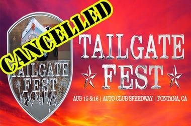 Tailgate Fest 2020 Auto Club Speedway