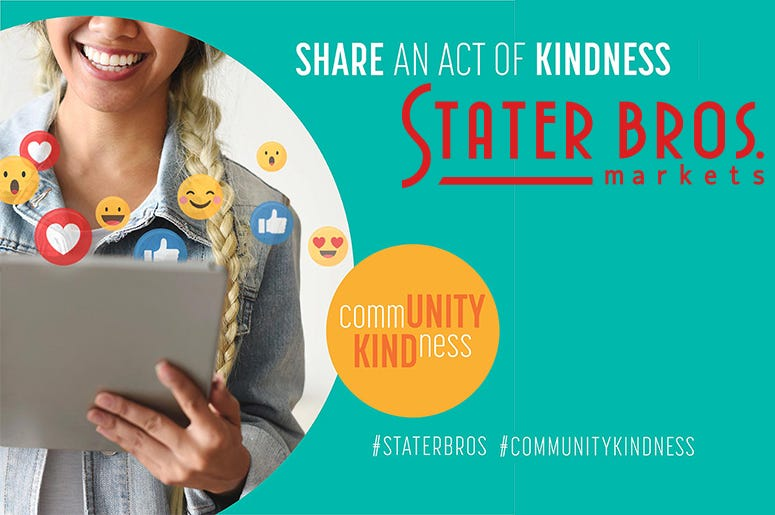 Community Kindness Stater Bros