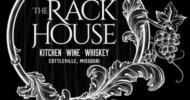 © Photo via The Rack House Kitchen Wine Whiskey