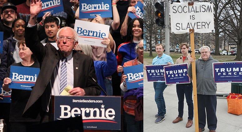 Bernie Sanders in St. Louis
