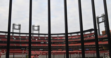 Busch Stadium Gates