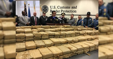 CBP and HSI led Multi-Agency Seaport Operation Nets more than Half-Ton of Cocaine