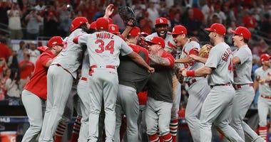 Cardinals Celebrate 2019
