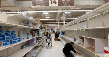 Coronavirus Supermarket