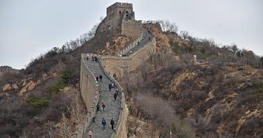 Great Wall of China Covid 19