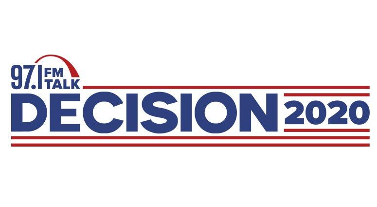 Decision 2020, Election coverage on 97.1 FM Talk