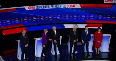 Democrat Debate Iowa
