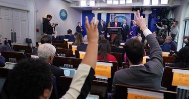 Donald Trump Covid-19 Press conference