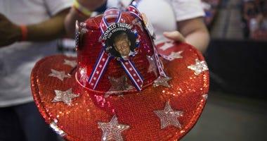 Donald Trump Cowboy Hat