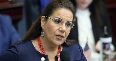 Rep. Susan Valdes, D-Tampa