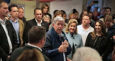 The Tim Jones Show -On Demand-Governor Mike Parson