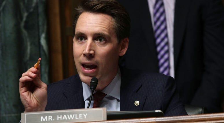 Missouri Sen. Josh Hawley