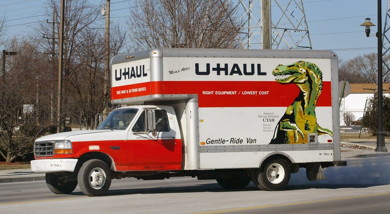 U-Haul Truck Helps Hurricane Micheal Victims