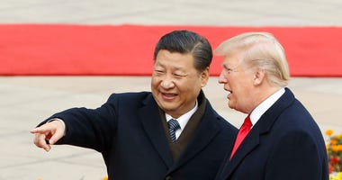 Trump, China