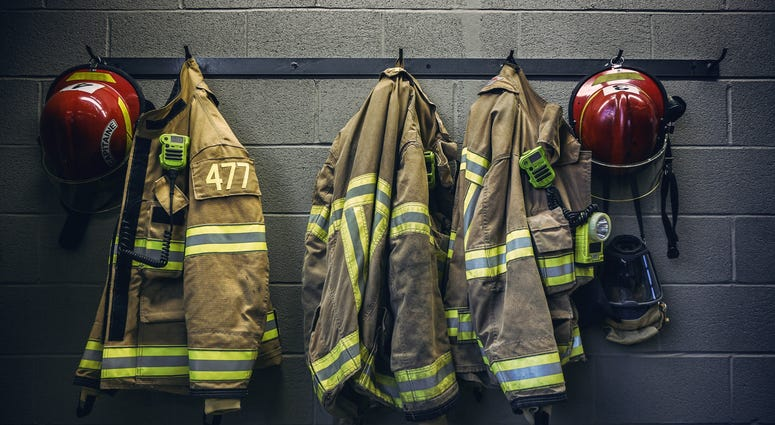 firefighter jackets