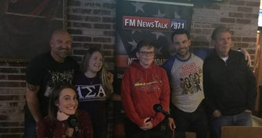 The Dave Glover Show at Llwelyn's